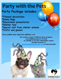BirthdayPartyPets